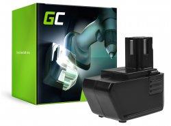 Batterie (2 Ah 9,6 V) SBP 10 SFB 105 Green Cell für Hilti BD 2000 SB 10 SF 100 SF 100-A