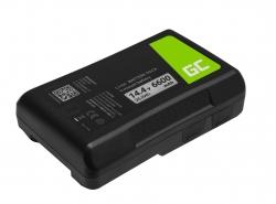 Baterie Green Cell V-Mount pentru Sony BP-95W 6600mAh 95Wh 14.4V