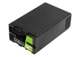 Baterie Green Cell BP-U90 BP-U60 BP-U30 pentru Sony 5200mAh 75Wh 14,4V
