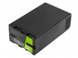 Baterie Green Cell BP-U90 BP-U60 BP-U30 pentru Sony 6600mAh 95Wh 14,4V