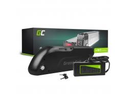 Green Cell ® pentru biciclete electrice 36V 13Ah Baterie Li-Ion pentru biciclete electrice, cu încărcător