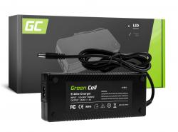 Green Cell ® 29.4V 4A pentru baterie Li-Ion 24V e-bike cu mufă rotundă 5,5 * 2,1 mm