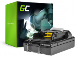 Instrument pentru baterii Green Cell ® pentru Makita BL1815 BL1830 BL1840 BDF450SFE 18V 1.5Ah