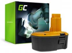 Green Cell ® Akkuwerkzeug pentru DeWalt DE9502 DW9091 DW9094 DC551KA DW931K