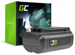 Green Cell ® Akkuwerkzeug RB18L50 pentru Ryobi ONE + P1100 P200 P300 P400 P500 P600 P700 18V 5000mAh