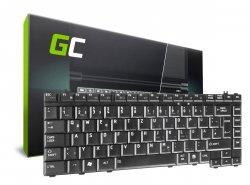 Green Cell ® Tastaturen für Laptop Toshiba Satellite A300 A350 L300 L305 L315 L450 M300 M310 M500