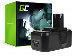Baterie Green Cell ® ONE + RB18L50 RB18L15 pentru instrument RYOBI R18AG0 R18JS0 R18PDBL RCD18022L RID1801M RMT1801M