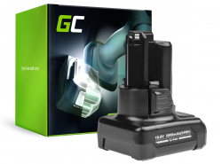Sculă fără fir Green Cell ® pentru Bosch GLI 10.8V-LI GSR 10.8V-LI