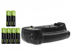 Grip Green Cell MB-D18 pentru camera Nikon