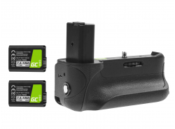 Grip Green Cell VG-A6300RC pentru camera Sony A6000 A6300