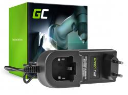 Green Cell ® Werkzeug Akku-Ladegerät SFC-7/18 für Hilti Ni-MH/Ni-CD SF120A SFB120 SFB123 SFB125 SID121 TCD12