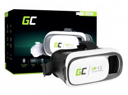 Brille VR Green Cell ® 3D Virtual Reality Brille + Pilot